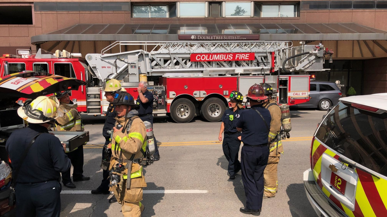 Oh Senate Drops Ptsd Coverage For Firefighters Police