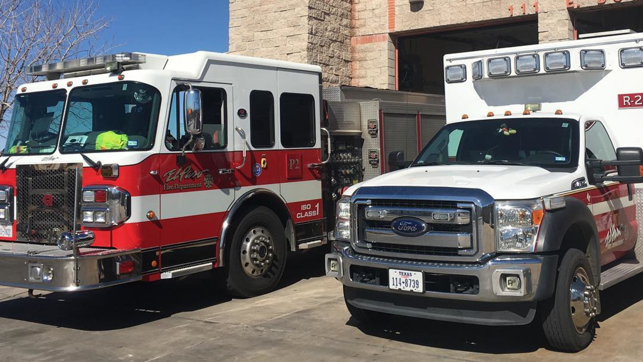 El Paso TX Seven People Drown In Canals Flooding Firefighters