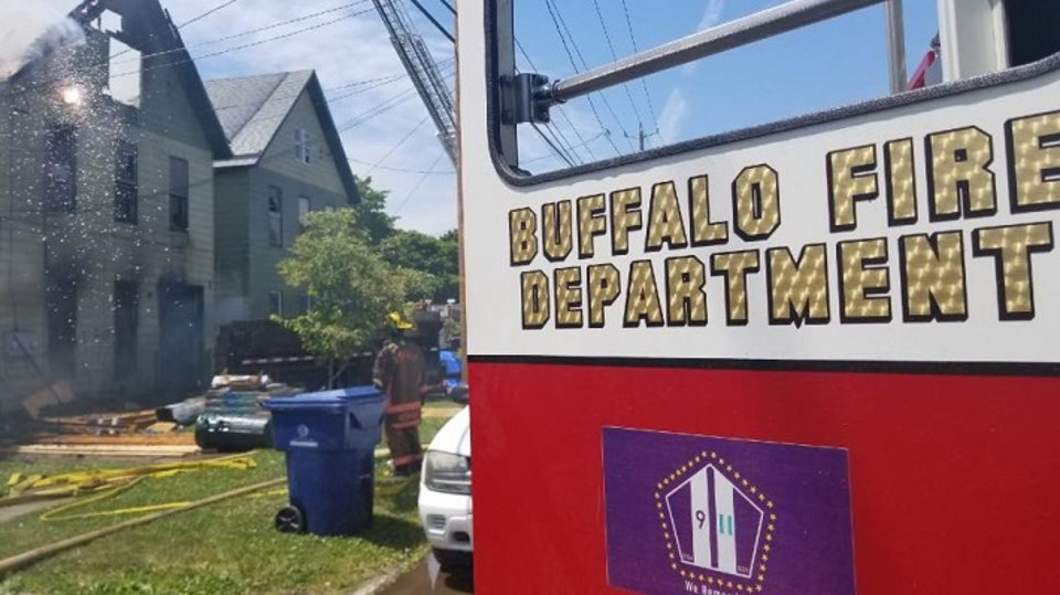 Buffalo NY Department Adds Nearly 30 Firefighters