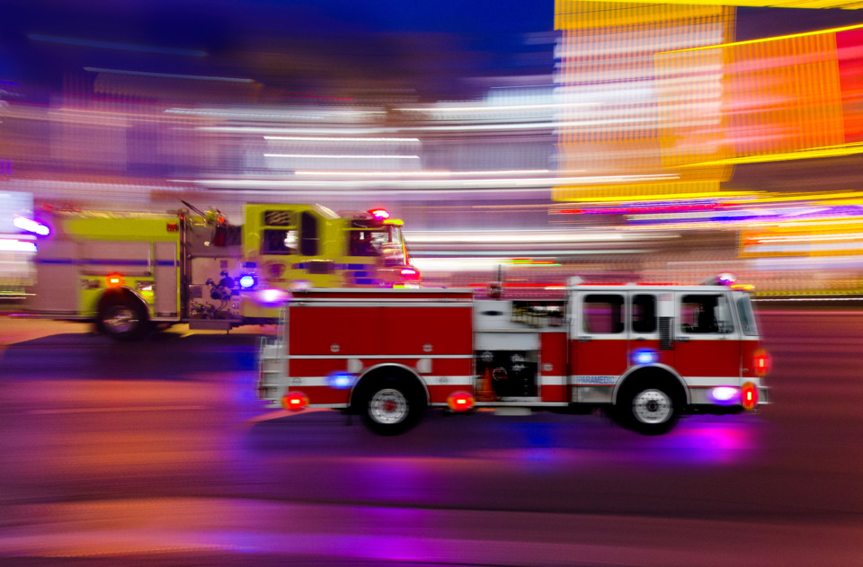 Does Vehicle Color Play a Role in Apparatus Safety?