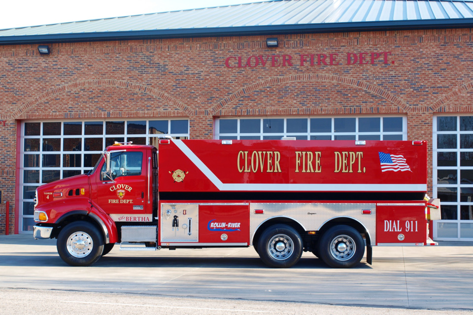 When it Comes to Fire Apparatus Body Materials, There Are Choices