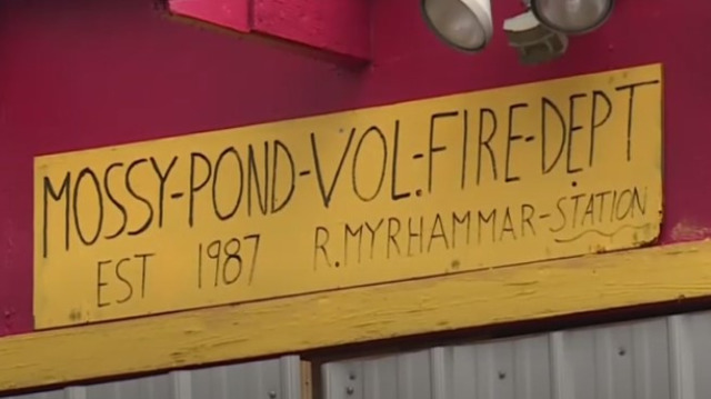 Mossy Pond FL Volunteer Fire Department Still Trying to