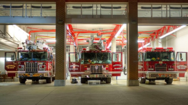 Chattanooga TN Fire Stations Safe Havens Opioid Addiction