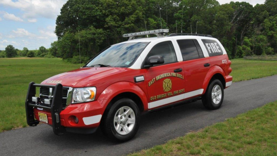 East Brunswick NJ Fire Chief in Crash That Killed Couple