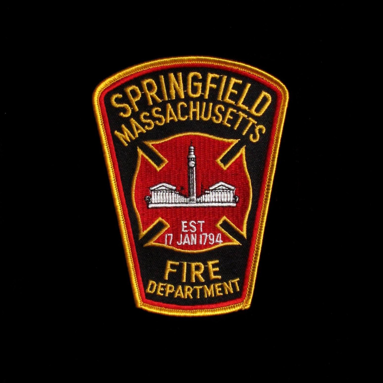 Injured Retired Springfield MA Firefighter Faults State for Payment Cuts