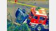 Los Angeles City Truck Crash Kills Civilian