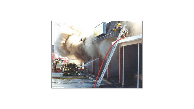 Ventilation of Today's Fire Buildings is Crucial