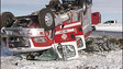 Seat Belts Save Texas Firefighters in Rollover