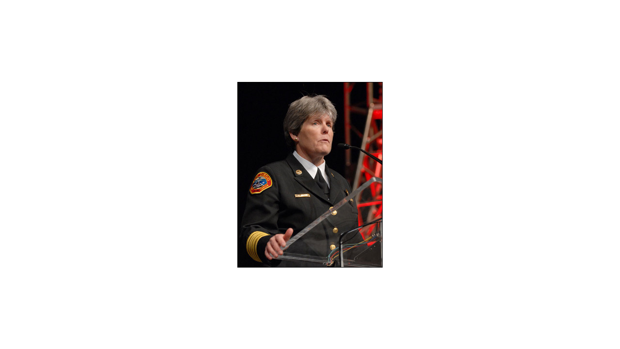 Charleston Fire Discussed At Firehouse World