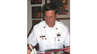 Charleston, S.C. Fire Chief Rusty Thomas Resigns