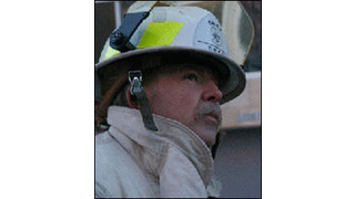 Thomas Carr Named Chief of Charleston Fire Department