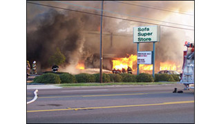 Extremely Dangerous Large Enclosed Structure Fires