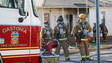 N.C. Crews Hit House Fire