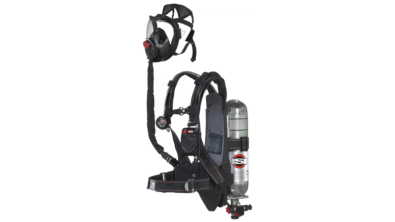 Isi Announces 10 10 1 Program With The Viking Z Seven Scba
