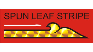 Spun Leaf Striping
