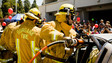 Burbank Receives Major Grant for Extrication Gear Upgrade