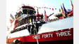 New FDNY Fireboat Honoring 9/11 Fallen Commissioned