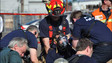 Oregon Firefighters Respond to a Hazardous Material Incident