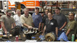 EVT Students Produce Rebuilt Midship Pump for Florida Fire Company