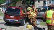 Daytona Beach Firefighters Manage MVA