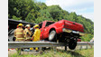 Virginia Firefighters Extricate Crashed Driver