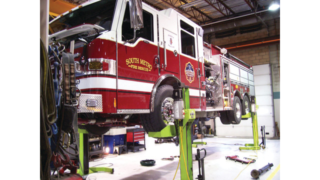 Firehouse® Roundtable: Apparatus Maintenance High-Tech Components