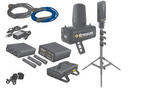 EntryLink Diversity HAZMAT Wireless Camera System