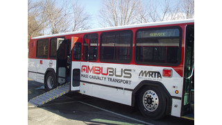 AmbuBus, Bus-Stretcher Conversion Kit