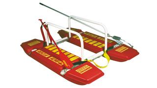 Rescue Alive ice rescue platform