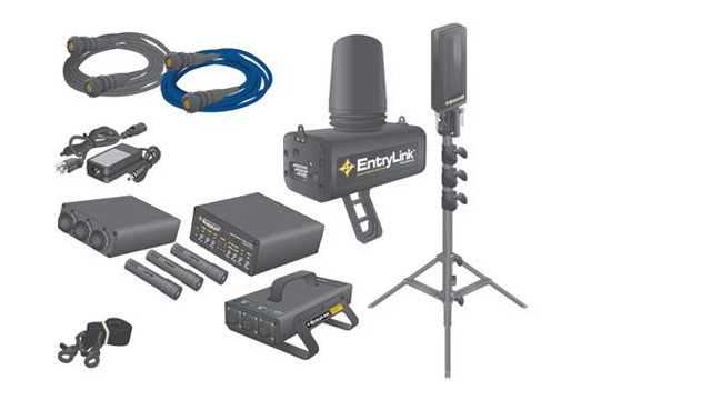 EntryLink Diversity HAZMAT Wireless Camera System