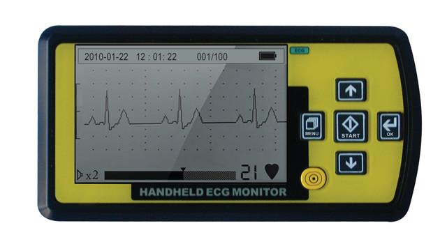 Portable ECG Unit