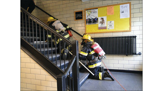 Technology to Track Lost Firefighters Evolves