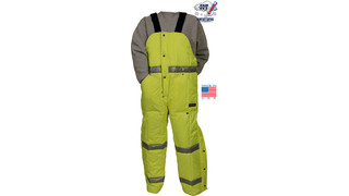 Insulated Clothing - High Bib Trouser