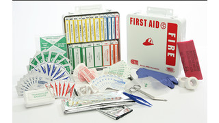 Fire Department First Aid Kit