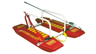 Rescue Alive ice rescue platform
