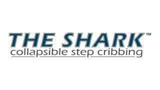The Shark™ Collapsible Step Cribbing