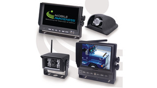 VisionStat wired & wireless Color Camera Systems