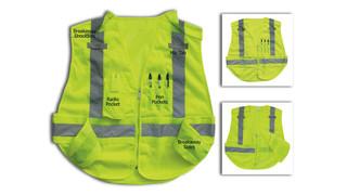 ANSI 207 Public Safety Vests