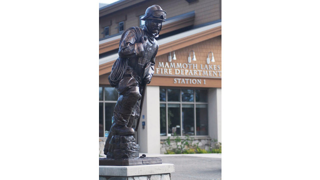Copy of Mammoth Lakes, CA, Firefighter Statue 1.jpg