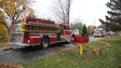 New York FFs Battle House Fire on Oct. 28
