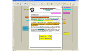 PIO 101: The Anatomy of an Effective News Release