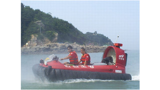 Hov Pod Hovercraft SPX TCC 120HP Turbo