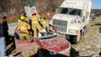Virginia Firefighters Respond to Crash