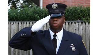 Firefighting and Para-Military: Polishing Your Salute