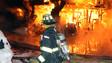 Blaze Destroys Mass. House