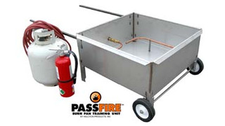 PassFire Burn Pan
