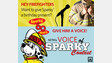 Finalists Vie for 'Voice of Sparky' Honor