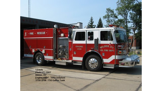 Wilder Rescue Pumper 1401
