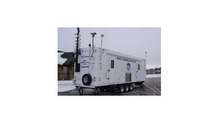 March Air Force Base Command Trailer