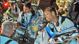 Hazmat in the Trenches: Deer in the Headlights